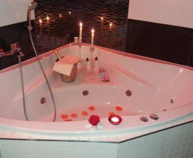 Romantické pohlazení