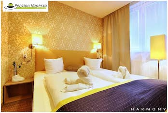 Akční cena pokoje Harmony, ubytování v Brně